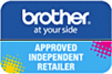 Brother authorised dealer